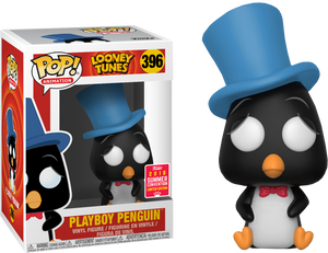 Pop! Animation: Looney Tunes - Playboy Penguin [SDCC 2018 Exclusive] - Sheldonet Toy Store