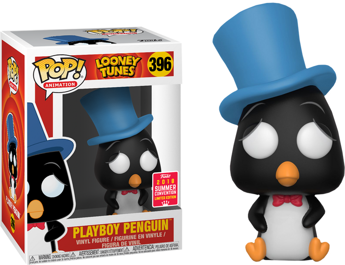 Pop! Animation: Looney Tunes - Playboy Penguin [SDCC 2018 Exclusive]