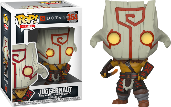 POP! Games: DOTA - Juggernaut