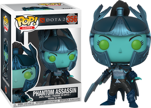 POP! Games: DOTA - Phantom Assassin - Sheldonet Toy Store