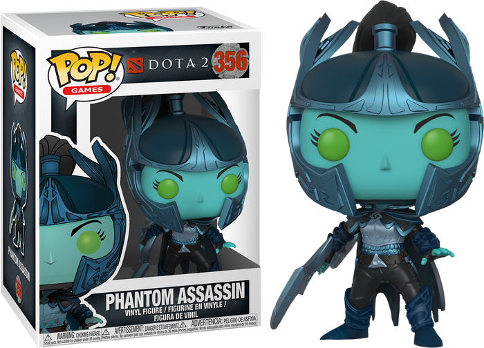 POP! Games: DOTA - Phantom Assassin