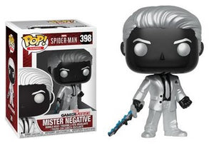 Pop! Games: Marvel - Spider-man - Mister Negative - Sheldonet Toy Store