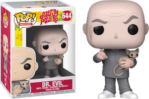 Pop! Movies: Austin Powers - Dr. Evil - Sheldonet Toy Store