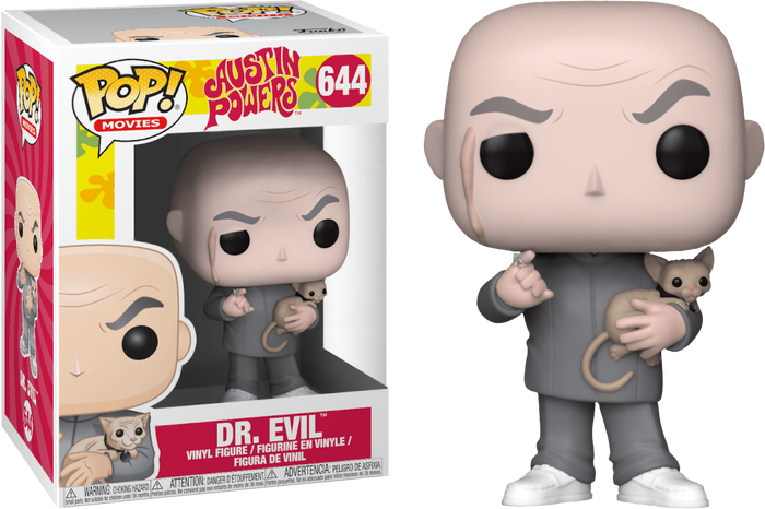 Pop! Movies: Austin Powers - Dr. Evil