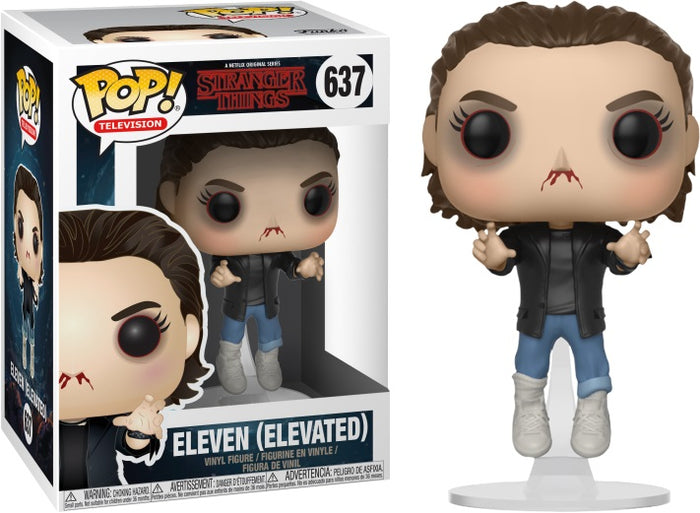 Pop! TV: Stranger Things - Eleven (Elevated)