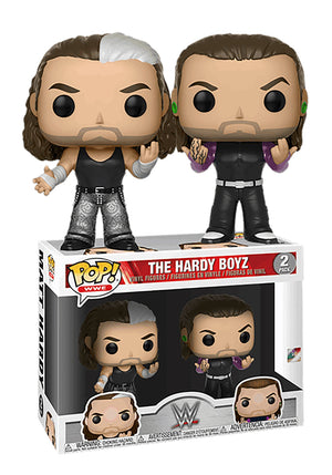 Pop! WWE : The Hardy Boyz (2-Pack) [Exclusive] - Sheldonet Toy Store