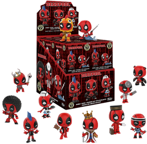 Mystery Minis Blind Box - Deadpool Playtime - Sheldonet Toy Store