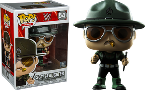 POP! WWE: Sgt. Slaughter - Sheldonet Toy Store
