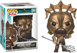 Pop! Heroes: Aquaman - Arthur Curry as Gladiator - Sheldonet Toy Store