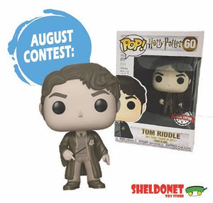 POP! Movies: Harry Potter - Tom Riddle (Sepia) [Special Edition] - Sheldonet Toy Store
