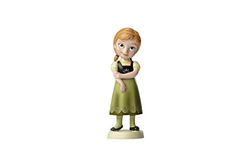 Enesco : Disney Traditions - Anna Growing Up - Sheldonet Toy Store