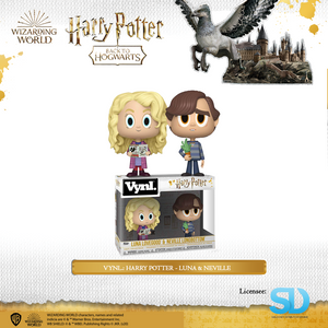 VYNL.: Harry Potter - Luna & Neville - Sheldonet Toy Store