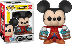 POP! Disney : Mickey's 90th - Apprentice Mickey - Sheldonet Toy Store