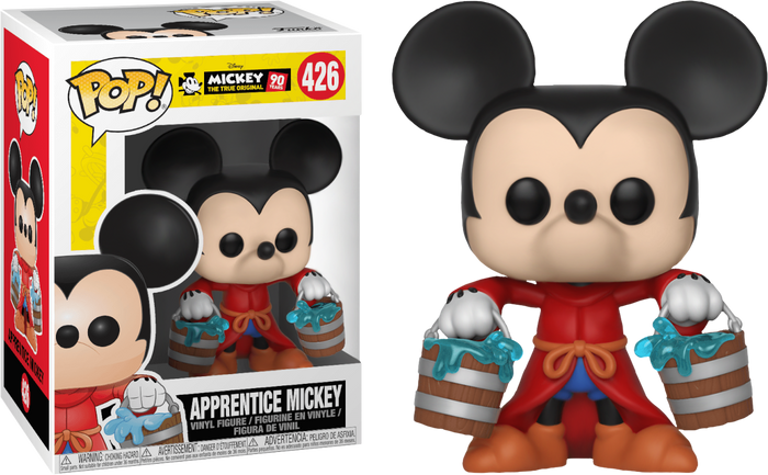 POP! Disney : Mickey's 90th - Apprentice Mickey