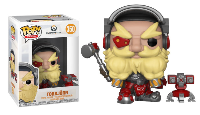 POP! Games: Overwatch - Torbjörn