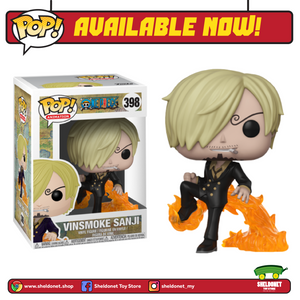 Pop! Animation: One Piece - Vinsmoke Sanji - Sheldonet Toy Store