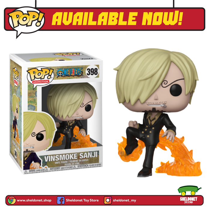 Pop! Animation: One Piece - Vinsmoke Sanji