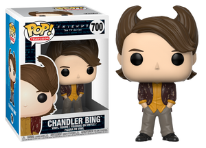 POP! TV : Friends - 80's Chandler Bing - Sheldonet Toy Store