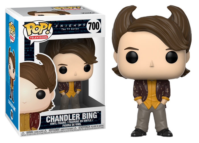 POP! TV : Friends - 80's Chandler Bing