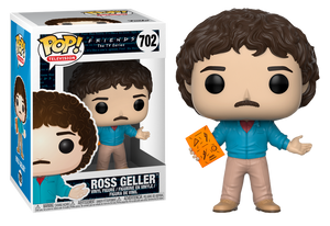 POP! TV: Friends - 80's Ross Geller - Sheldonet Toy Store