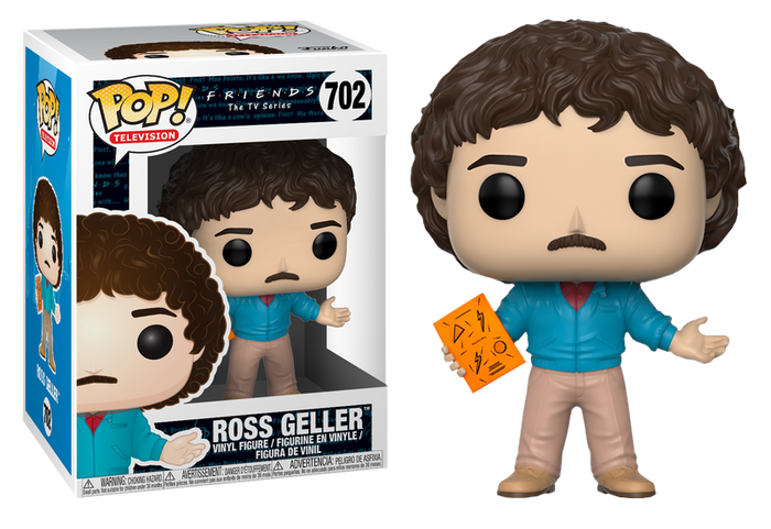 POP! TV: Friends - 80's Ross Geller