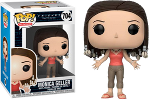 POP! TV: Friends - Monica Geller with Braids - Sheldonet Toy Store