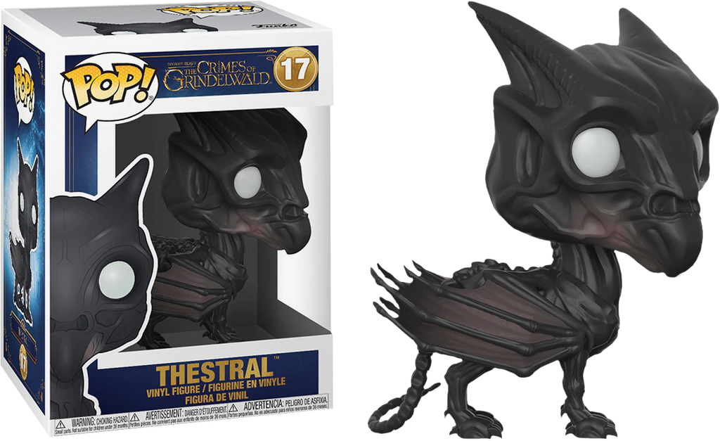 Pop! Movies: Fantastic Beasts 2 The Crimes of Grindelwald - Thestral - Sheldonet Toy Store