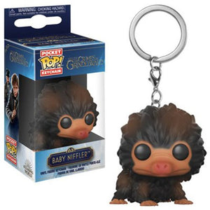 Pocket Pop! Fantastic Beasts 2 - Baby Niffler Brown - Sheldonet Toy Store