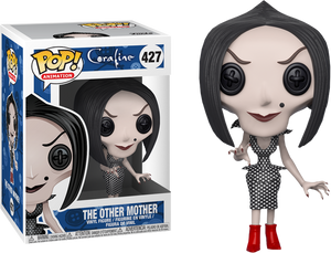 POP! Animation: Coraline - The Other Mother - Sheldonet Toy Store