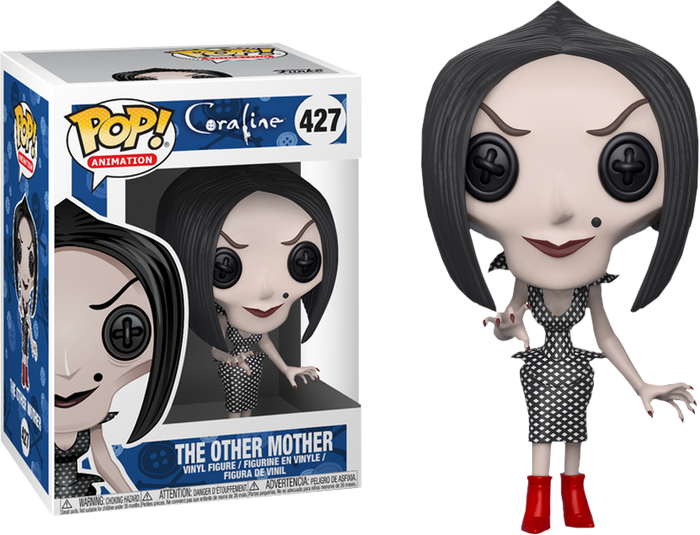 POP! Animation: Coraline - The Other Mother