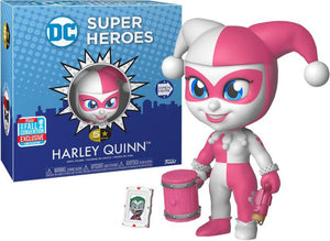 Pop! 5 Stars: DC - Harley Quinn Valentine [NYCC 2018 Exclusive] - Sheldonet Toy Store
