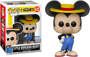Pop! Disney: Mickey's 90th - Little Whirlwind Mickey [NYCC 2018 Exclusive] - Sheldonet Toy Store