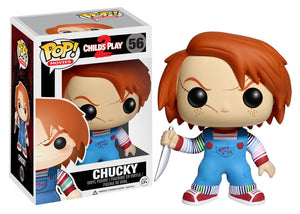 Pop! Movies: Chucky - Sheldonet Toy Store