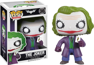 Pop! Heroes: Batman: The Dark Knight - The Joker - Sheldonet Toy Store