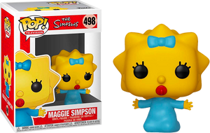 Pop! TV: The Simpsons - Maggie Simpsons - Sheldonet Toy Store