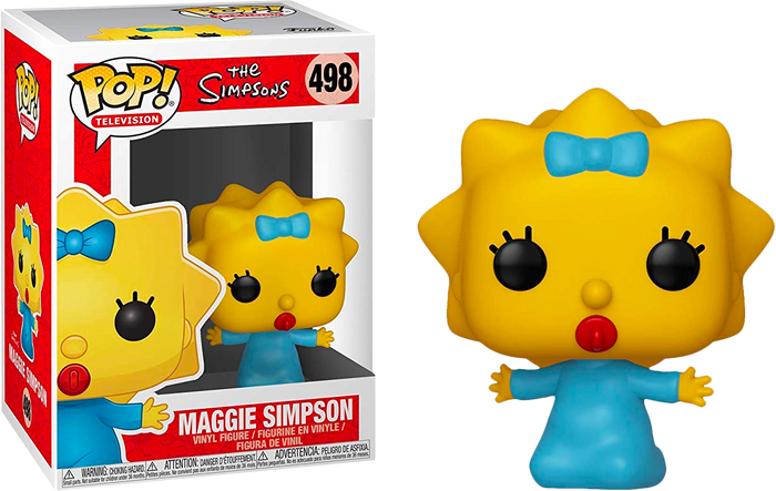 Pop! TV: The Simpsons - Maggie Simpsons