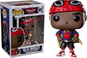 Pop! Marvel: Into the Spider-verse - Miles Morales - Sheldonet Toy Store