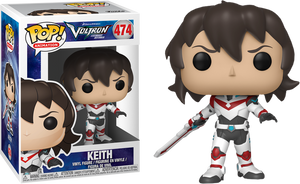 POP! Animation: Voltron - Keith - Sheldonet Toy Store
