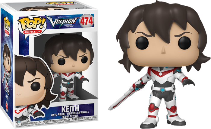 POP! Animation: Voltron - Keith