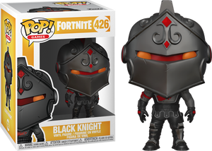 POP! Games: Fortnite - Black Knight - Sheldonet Toy Store