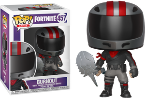 POP! Games: Fortnite - Burnout - Sheldonet Toy Store