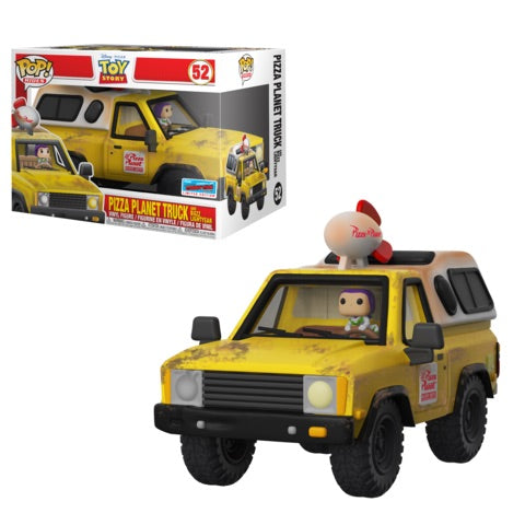 Pop! Rides: Toy Story - Pizza Planet Truck [NYCC 2018 Exclusive]