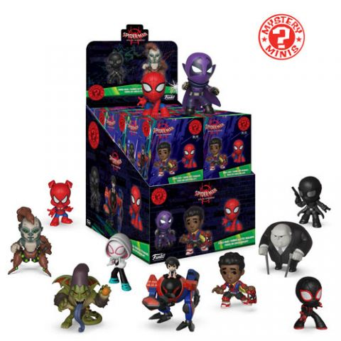 Mystery Minis Blind Box - Animated Spider-Man