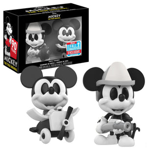 Pop! Mini Vinyl Figures: Disney - Mickey Mouse (2-pack) [NYCC 2018 Exclusive] - Sheldonet Toy Store