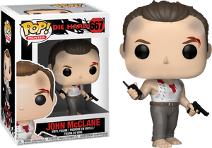 Pop! Movies: Die Hard - John McClane - Sheldonet Toy Store