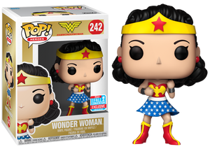 Pop! Heroes: DC - 1st Appearance Wonder Woman [NYCC 2018 Exclusive] - Sheldonet Toy Store