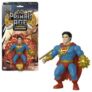 FUNKO PRIMAL AGE FIGURE - SUPERMAN - Sheldonet Toy Store