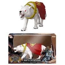 FUNKO PRIMAL AGE ACTION FIGURE -KRYPTO THE SUPERDOG - Sheldonet Toy Store