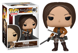 POP! Animation: Attack On Titan - Ymir - Sheldonet Toy Store