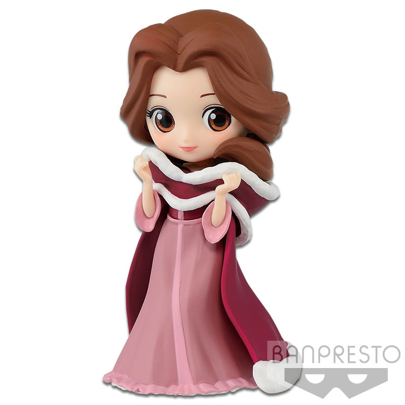 Banpresto: Q Posket Petit - Winter Belle (Normal Colouring) - Sheldonet Toy Store